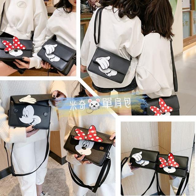 預購-米奇鼠單肩小包包