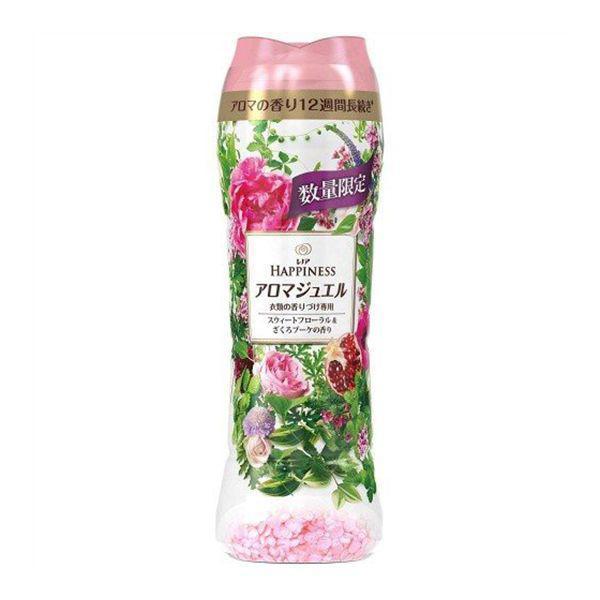 日本P&G衣物香香豆520ml #牡丹石榴