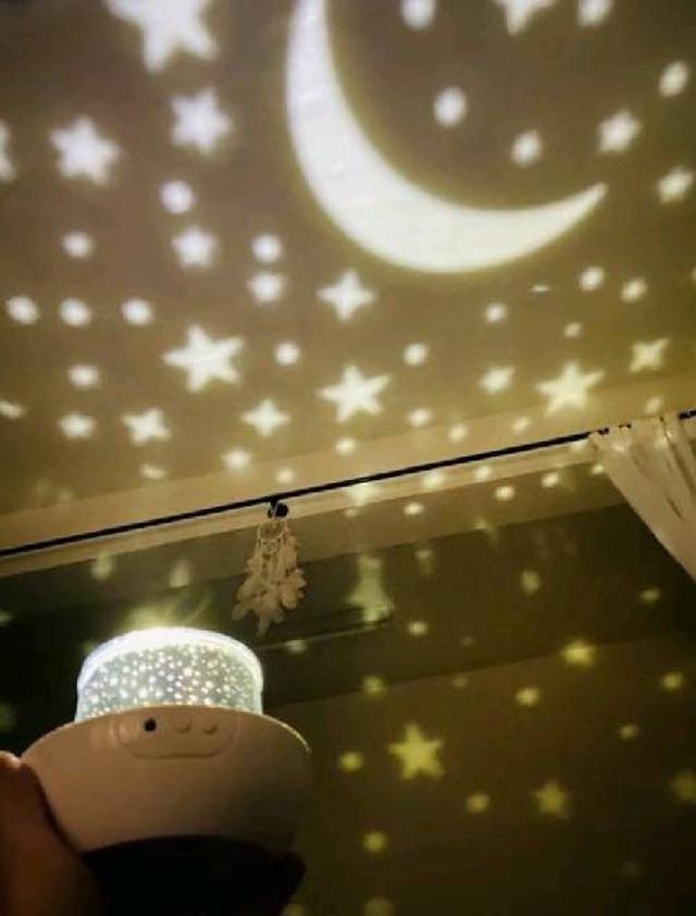 預購 - 投影小夜燈