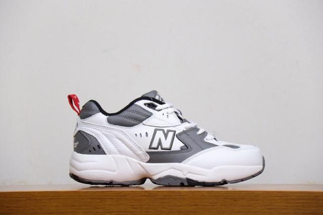 新百伦NEW BALANcE WX608WT 休闲时尚百搭老爹鞋IU同款鞋新款复古增高运动鞋