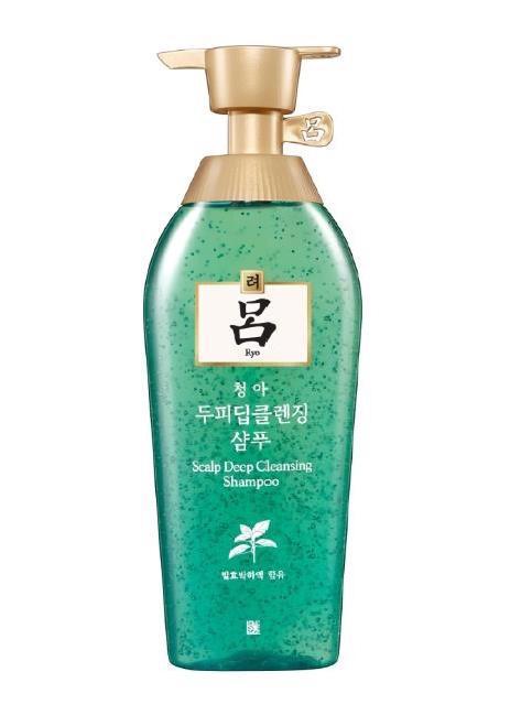 呂 韓方頭皮養護洗髮精-清爽控油 400ml