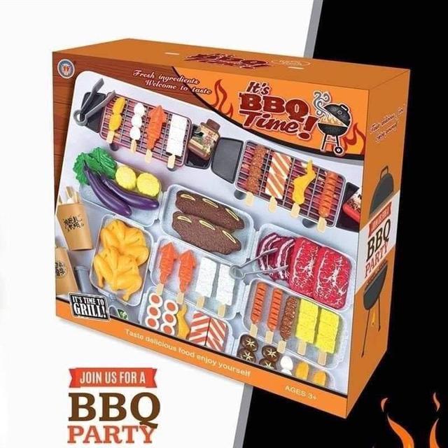 BBQ燒烤80件超澎湃組
