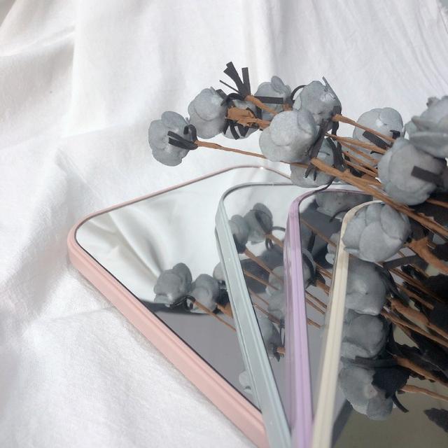 歐風 極簡折疊大方鏡