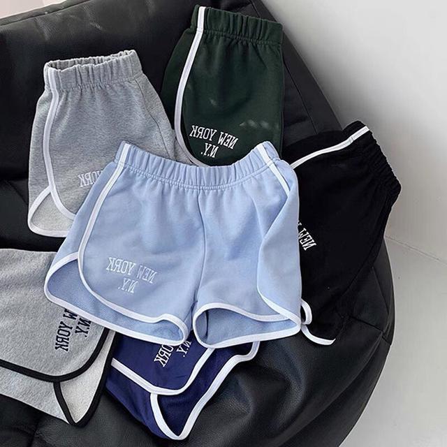 正韓女裝 運動真理短褲