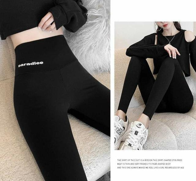 (預購S) K260 - 韓國升級版壓力褲鯊魚褲