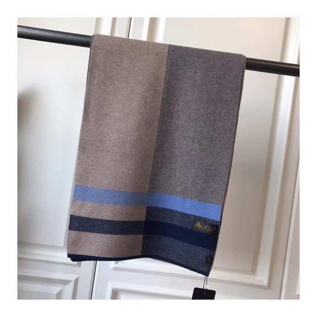 預購-UGG男士針織 羊绒圍巾