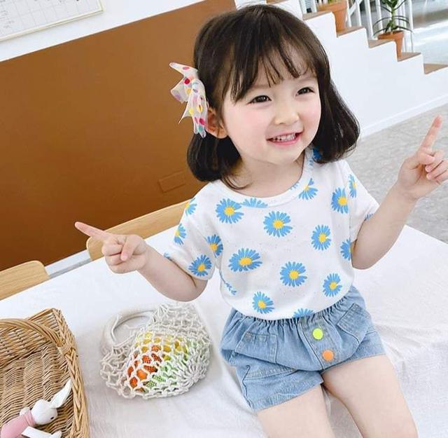 【預購】兒童小雛菊T恤