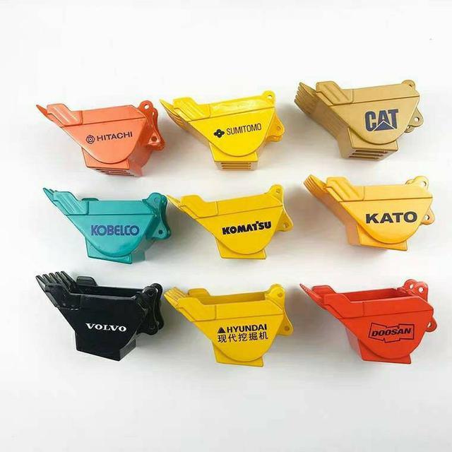 挖土機/煙灰缸挖斗煙灰缸/HITACHI/CAT/KOMATSU/VOLVO/KOBELCO