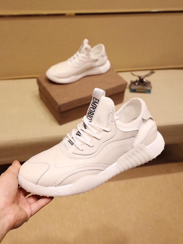 【Arm.ani阿.玛尼】休闲运动鞋,顶级原单 1:1质量经典回归 ,保证品质