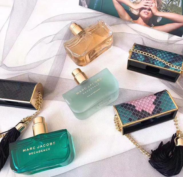 MJ鏈條包香水禮盒