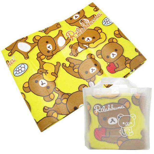日本🇯🇵懶懶熊大型野餐墊,遊戲墊
