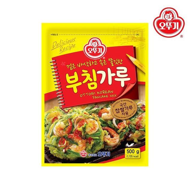 廠現 韓國 OTTOGI不倒翁DIY煎餅粉 500g