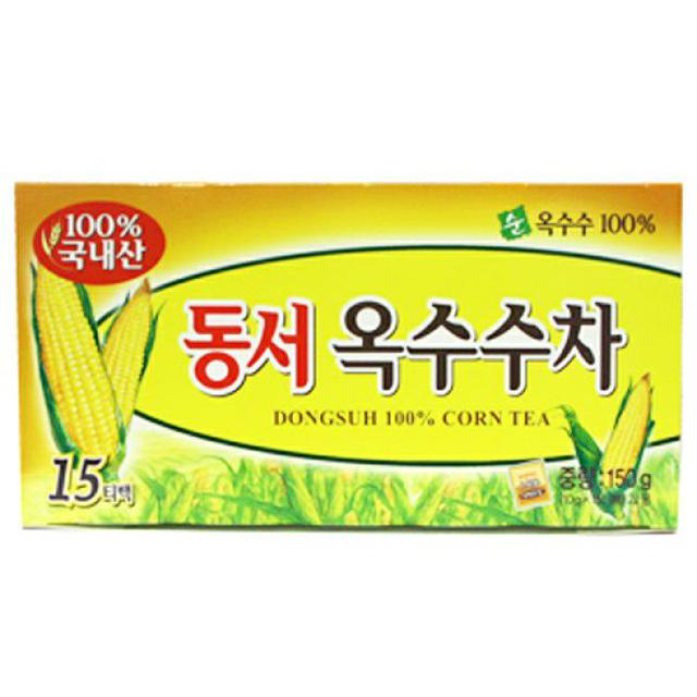 韓國 DongSuh 玉米茶包 10g×15包