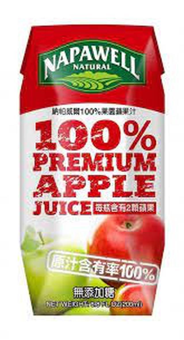 現貨 長榮限定 納帕威爾100%蘋果汁200ml/瓶(24瓶/箱)