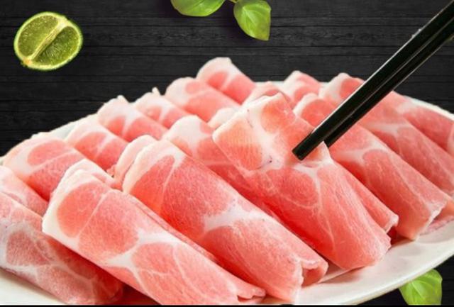 真島水產 國產梅花豬肉片盒裝400公克