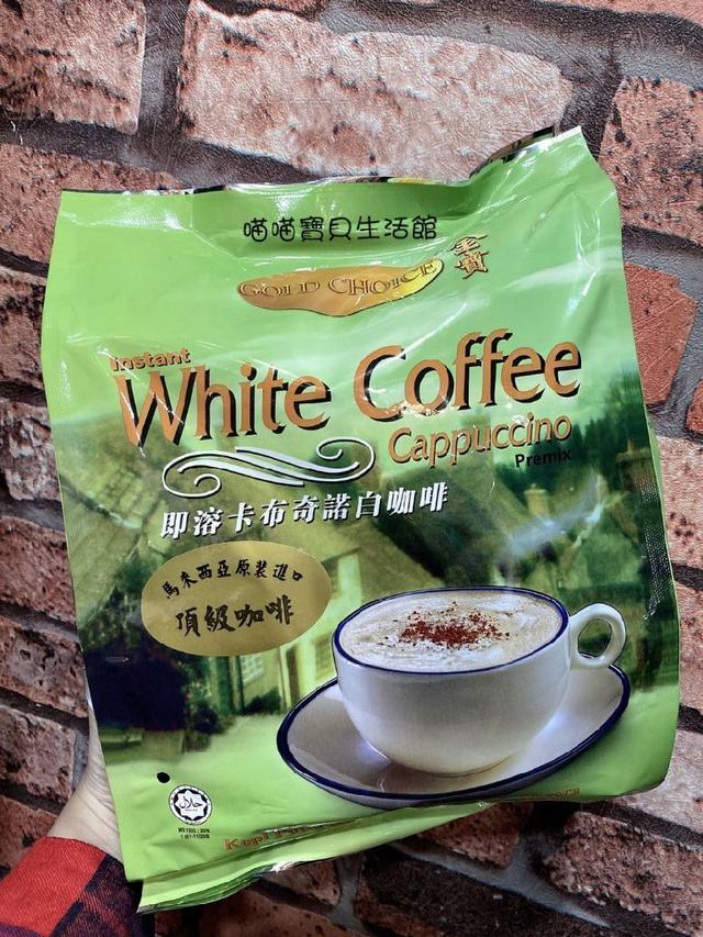 金寶卡布奇諾白咖啡(25gx20小包)