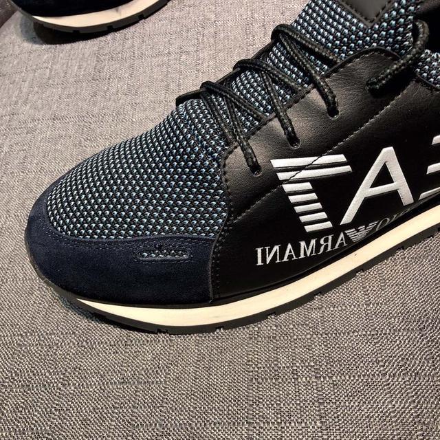 EA7運動鞋