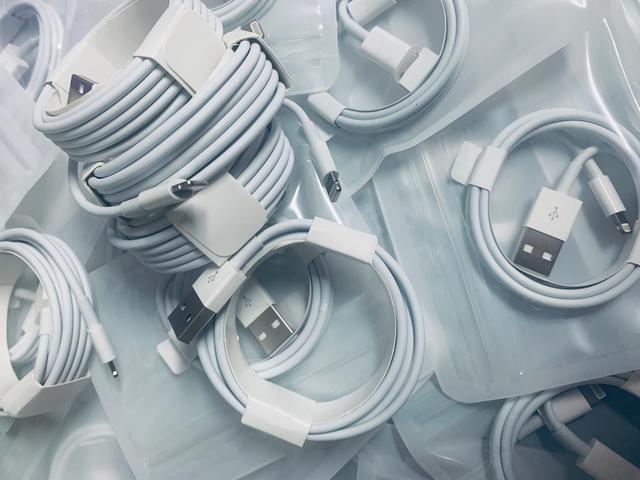 IPHONE 傳輸線&充電器