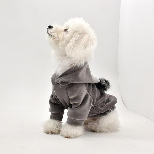 15052-寵物衣服狗狗冬款服裝秋冬加厚款