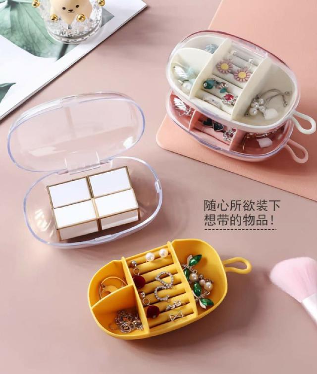 (預購s+) A146-小巧隨身携帶旅行首飾盒