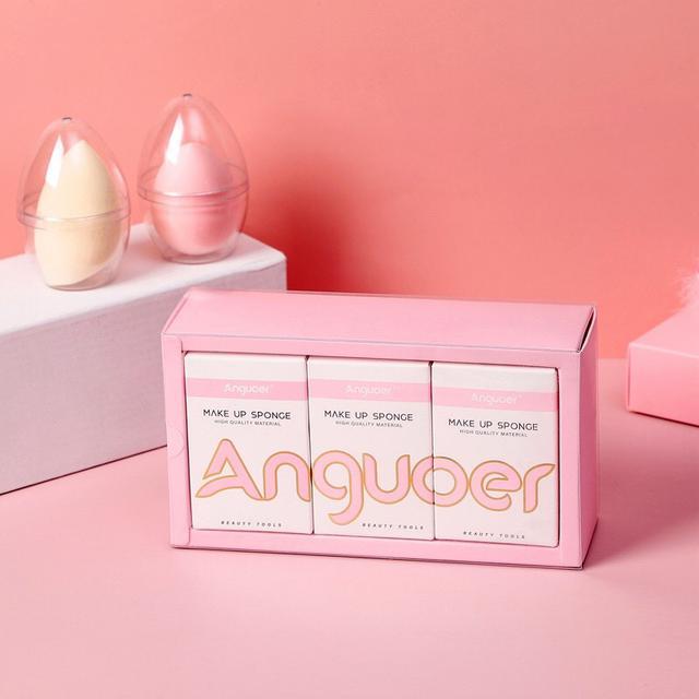 3個美妝蛋套盒
