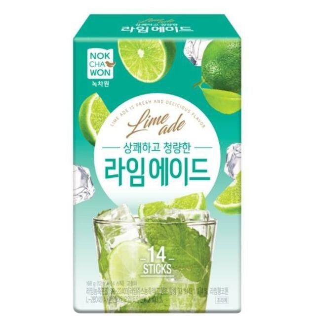 韓國 NOKCHAWON 青檸檬飲品 (預購)