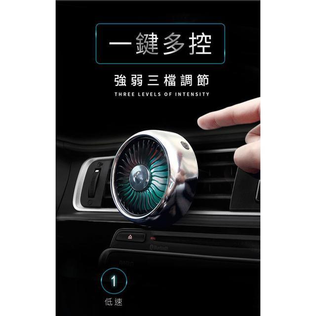 [現貨]汽車多功能usb接口車用車載風扇