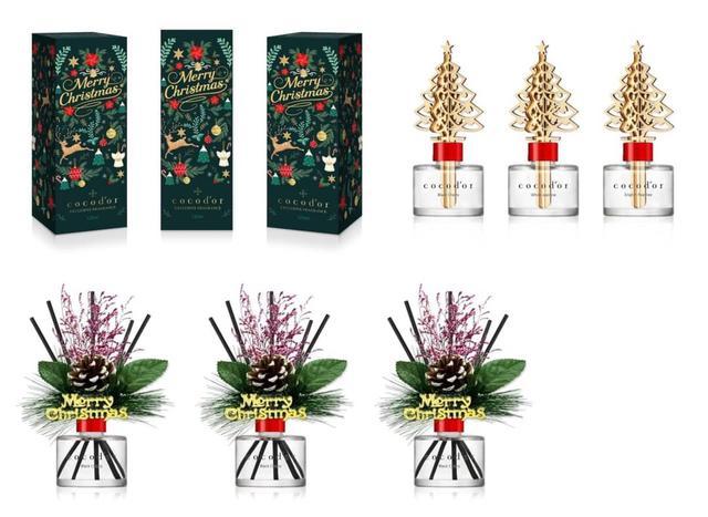 2020 韓國 cocod'or 耶誕限定香氛擴香瓶