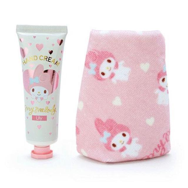 日本🇯🇵三麗鷗系列護手霜毛巾禮盒