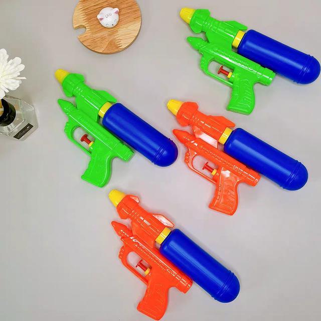 新款兒童戲水高壓噴水槍漂流水槍成人水砲槍LSJ19072505