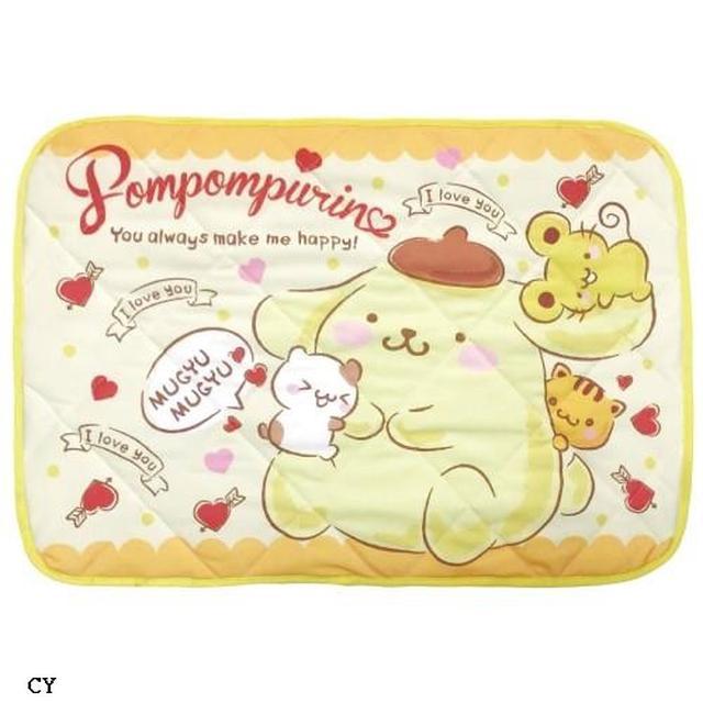 日本🇯🇵三麗鷗 夏季 涼感枕頭墊-布丁狗