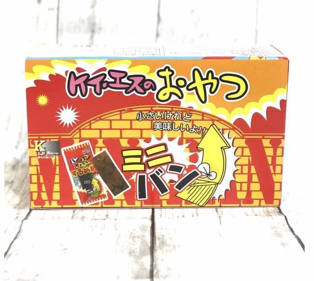 日本-迷你魷魚片