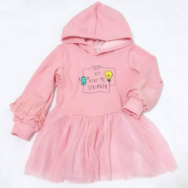 秋冬現貨🎀女童刷毛洋裝