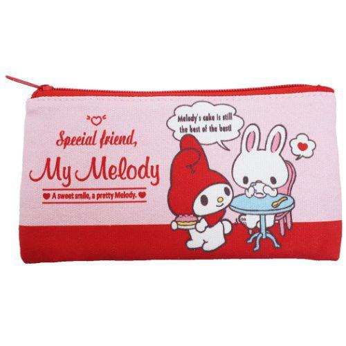 美樂蒂 MELODY 筆袋 鉛筆盒 化妝包
