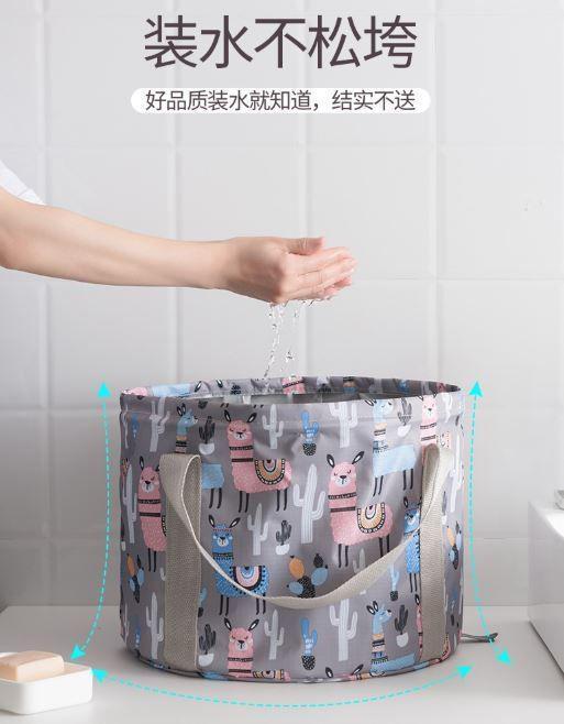 預購商品 12/7 結單  多功能便攜式 可折疊水盆