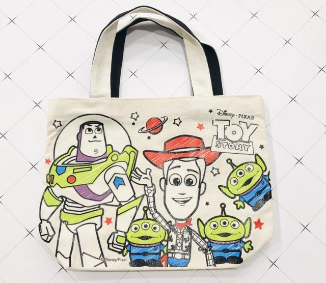 日本玩具總動員系列輕便提袋