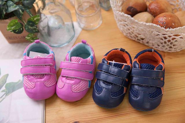 【NikoKids】磨砂底學步鞋(SG429-430)