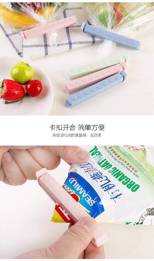 塑料封口夾(5入)