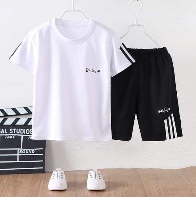 (預購S) K159 - 兒童速乾運動服兩件套裝