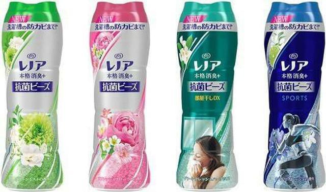 日本 P&G Lenor 本格消臭衣物芳香豆 490ml