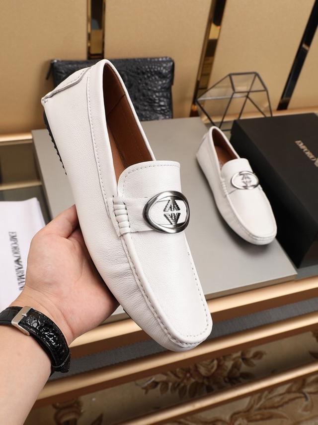 【Armani】新款男士时尚豆豆鞋🇨🇳原单品质