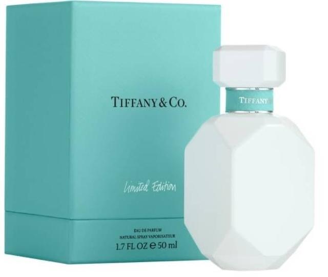 Tiffany & co. 蒂芬妮 同名淡香精-雪白節慶限定版 EDP 50ML