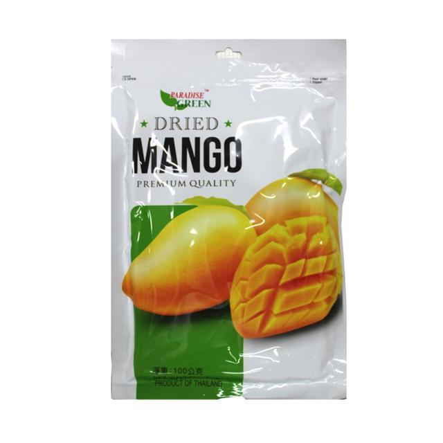 預購 橙果 DRIED MANGO 芒果乾100g