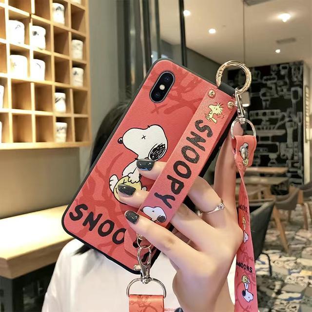 蘋果11手機殼iPhone 11 Pro Max/蘋果7/8p斜挎iPhone6splus蘋果XR