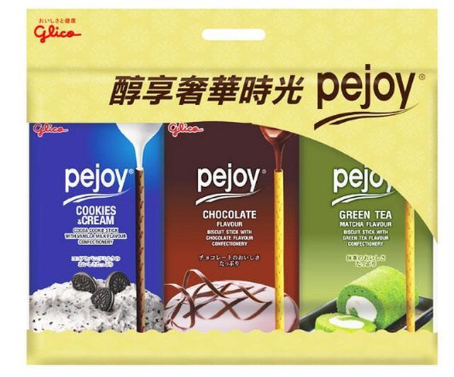 【預購】餅乾棒分享包 Pejoy 3入