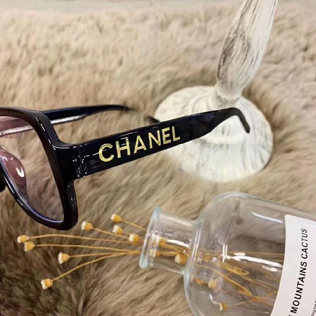小香素顏平光眼鏡