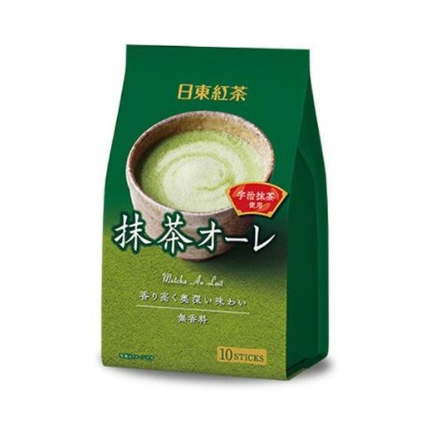 日東紅茶宇治抹茶歐蕾-12g*10入/包