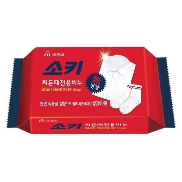韓國 MKH 無瓊花 衣襪強力去污皂 150g 2入