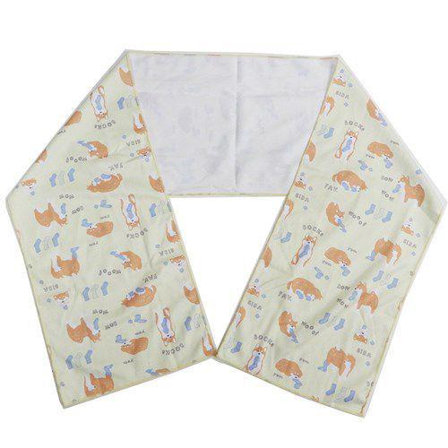 柴犬 涼感巾 毛巾