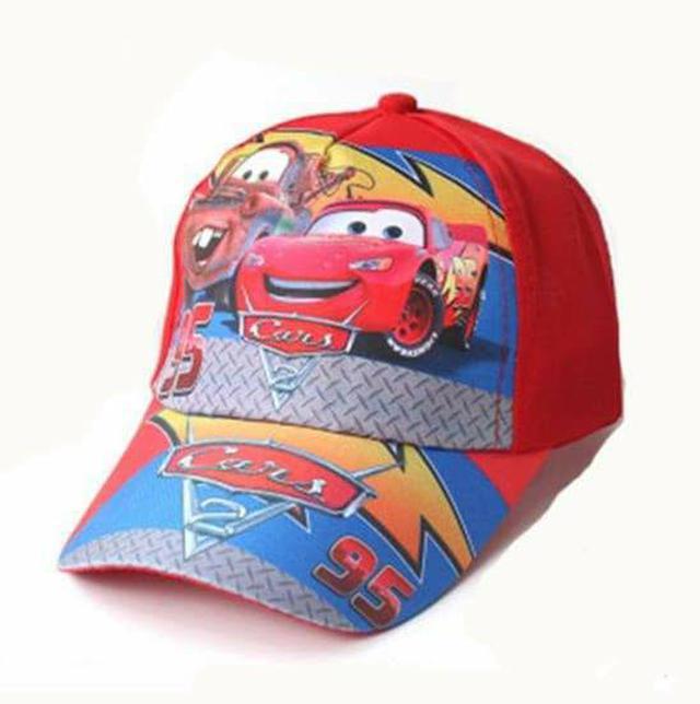 (預購S) H170 - 兒童卡通防曬棒球帽